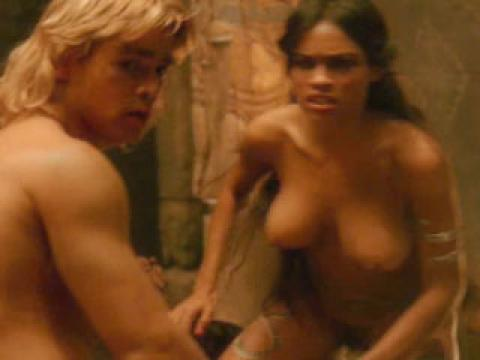 Celebrity sex black scene nude