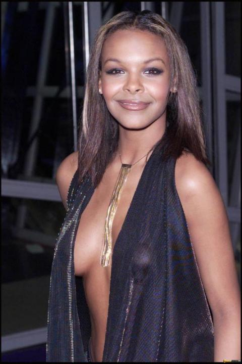 Samantha Mumba Boobs Booty Ebony Hollywood Bombshell Ethnic