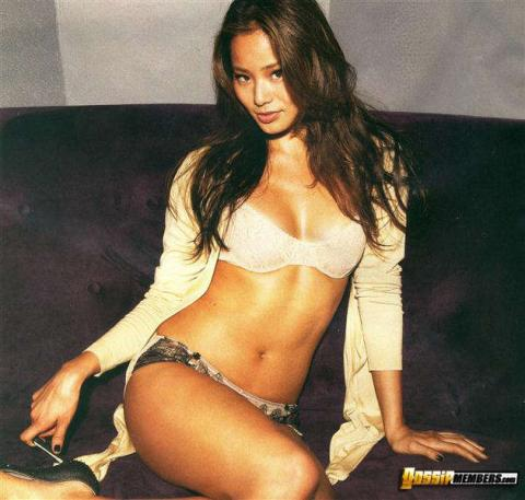 Jamie Chung Nude Sexy Scene Photoshoot Reality Ethnic Asian