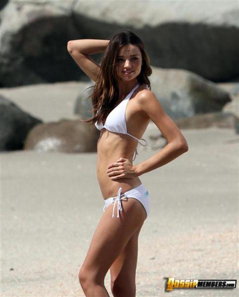 Miranda Kerr Nude Sexy Scene Iranian Lingerie Softcore Babe