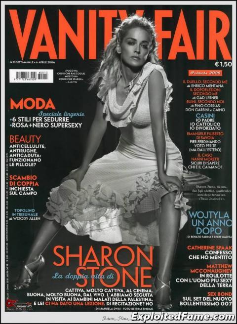 Sharon Stone Nude Sexy Scene Movie Hollywood Slender Famous