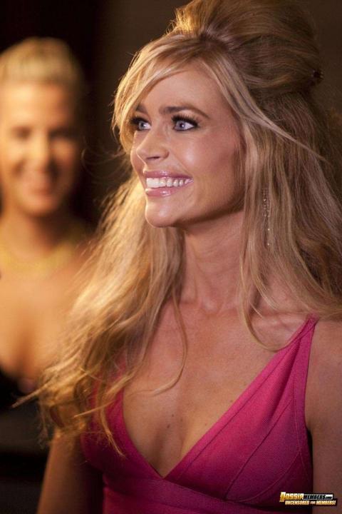 Denise Richards Nude Scene Reality Star Bikini Athletic Doll