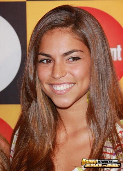Antonella Barba Blowjob Wet Shirt Reality Star Bar Slender