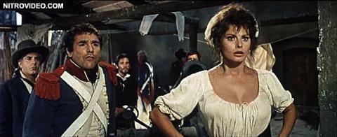 Sophia Loren Madame Sans Gene Celebrity Cute Hot Nude Scene
