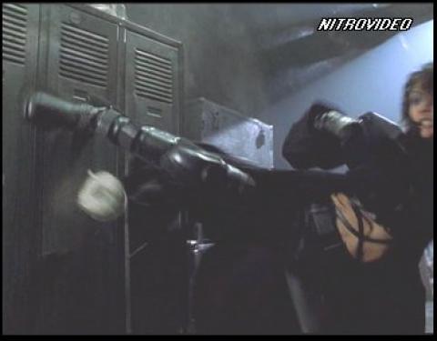 Nia Peeples Half Past Dead Nude Scene Actress Posing Hot Hd