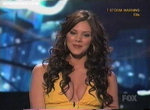 Nadine jansen nude female american idol naked