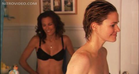 Erin Daniels The L Word Loyal Nude Scene Actress Posing Hot