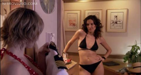 Erin Daniels The L Word Land Ahoy Nude Scene Actress Famous