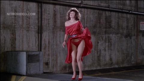 Kelly Lebrock The Woman In Red Actress Brunette Nude Sex Scene