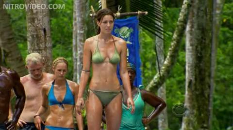 Survivor Heroes Vs Villians Celebrity Babe Sexy Actress Hot