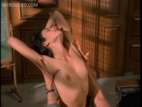 Nicola Kelly Hot Line Hung Jury Nude Scene Actress Celebrity