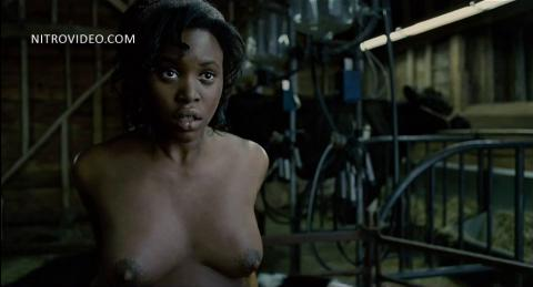 Claire-hope Ashitey Children Of Men Ebony Nude Scene Actress