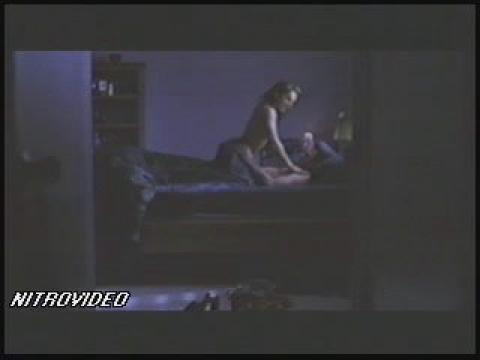amy jo johnson sex scene