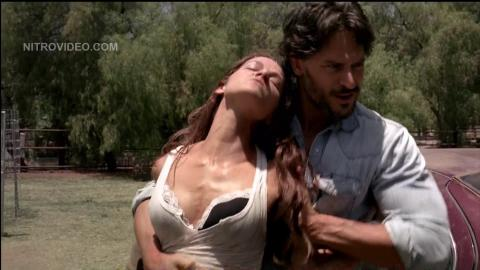 Kelly Overton True Blood Save Yourself Nude Scene Actress Hd