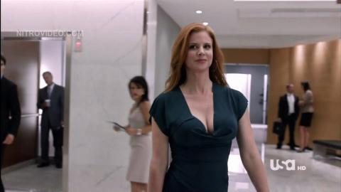 Sarah Rafferty Suits Asterisk Celebrity Actress Cute Sexy Hd