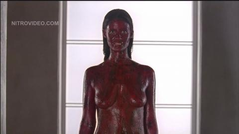 Lucy Griffiths True Blood Sunset Celebrity Female Hot Cute