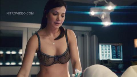 Erica Durance Saving Hope Blindness Nude Scene Actress Hd