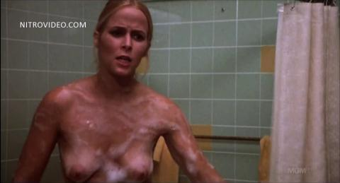Elaine Joyce Motel Hell Nude Scene Actress Posing Hot Famous
