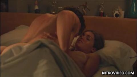 katherine moennig sex scene