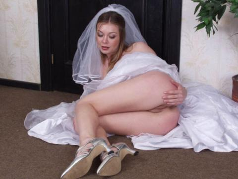 Hayden Bride Wedding Night Wedding Happy Lingerie Naughty