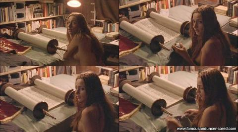 Summer Phoenix Summer Table Bar Topless Celebrity Nude Scene