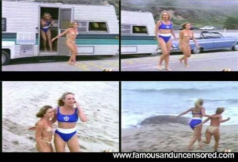 Nicole Eggert Nude Sexy Scene Baywatch American Beach Bikini