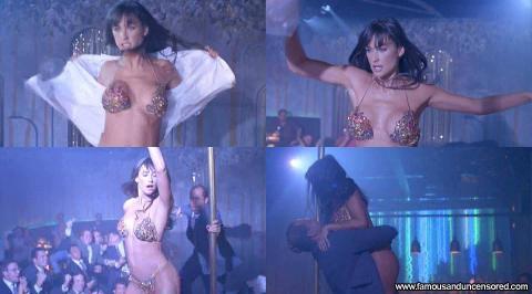 Demi Moore Nude Sexy Scene Striptease Striptease Shirt Hat