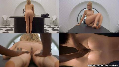 Yuliya Mayarchuk Nude Sexy Scene British Massage Table Legs