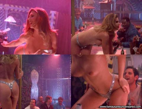 Rachel Reed Dancing Thong Hat Topless Actress Posing Hot Hd