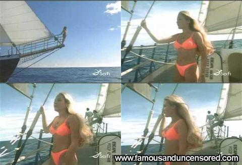 Mercedes Mcnab Nude Sexy Scene Boat Vampire Shorts Angel Hd