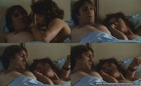 Sophie Marceau Nude Sexy Scene Police Police Topless Bed Hd