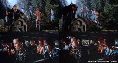 Linnea Quigley Nude Sexy Scene The Return Of The Living Dead