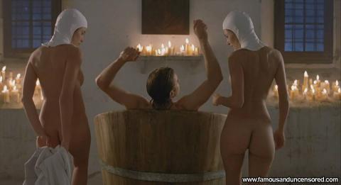 Scenes nude virgin territory