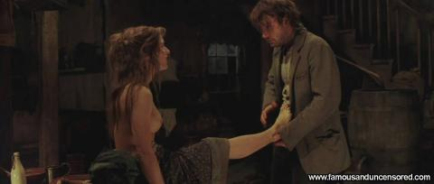 Melora Walters Nude Sexy Scene Cold Mountain Table Skirt Hd