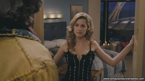 Jenna Fischer Nude Sexy Scene Blades Of Glory Hotel Room Bed