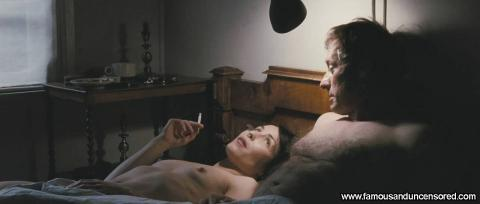 Noomi Rapace Nude Sexy Scene The Girl With The Dragon Tattoo
