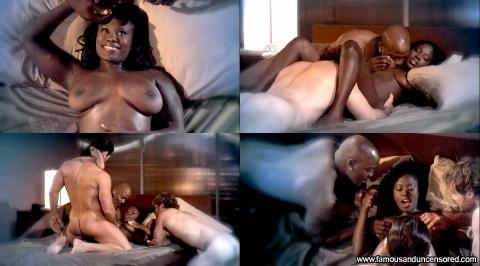 Q Anderson Foursome Bed Gorgeous Babe Famous Beautiful Sexy