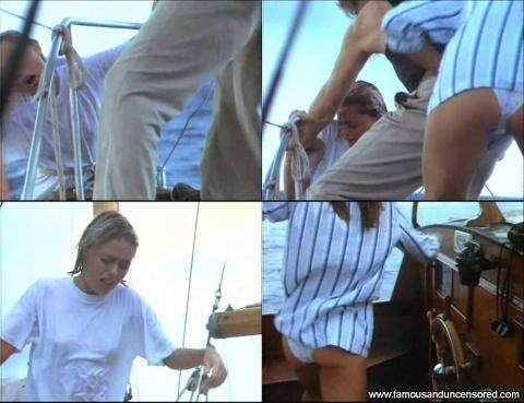 Patsy Kensit Nude Sexy Scene Kill Cruise See Through Boat Hd