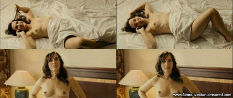 Veerle Dobbelaere Nude Sexy Scene Topless Bed Famous Actress