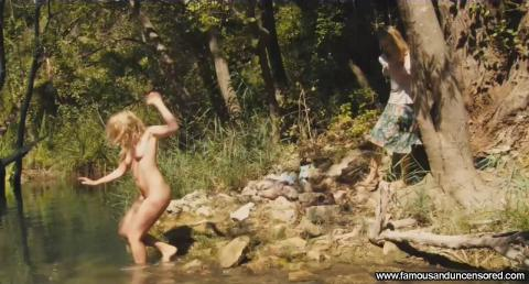 Ludivine Sagnier Nude Sexy Scene Lily Sometimes River Wet Hd