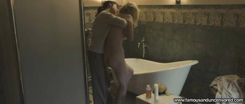 Kirsten Dunst Nude Sexy Scene Melancholia Floor Omani Bar Hd
