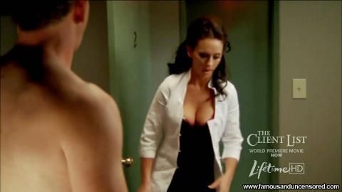 Jennifer Love Hewitt Nude Sexy Scene The Client List Nice Hd