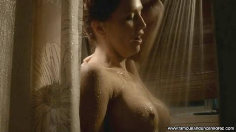 Willa Ford Nude Sexy Scene Magic City Floor Shower Car Doll