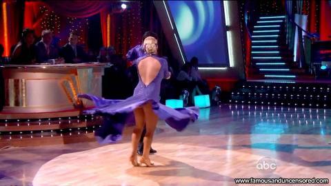 Sabrina Bryan Nude Sexy Scene Dancing With The Stars Sea Ass