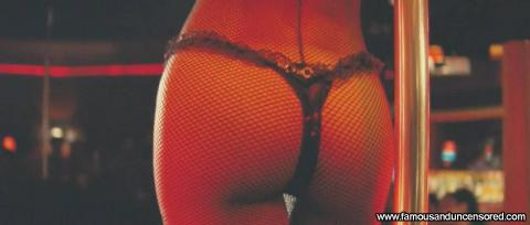Salma Hayek Nude Sexy Scene Americano Table See Through Bra