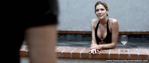 Tricia Helfer Nude Sexy Scene Open House Spa Nice Bikini Hd