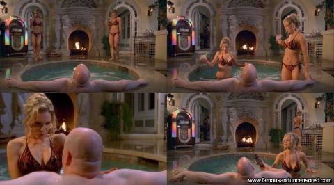 Elaine Klimaszewski Drop Dead Sexy Twins Bikini Nude Scene