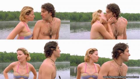 Elizabeth Banks Nude Sexy Scene Boat Summer Wet Bikini Babe
