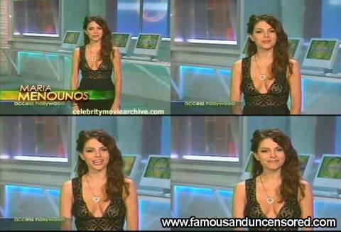 Maria Menounos Nude Sexy Scene Access Hollywood Hollywood Hd