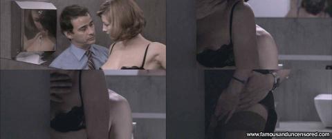 Najwa Nimri Nude Sexy Scene Bathroom Singer Spa Legs Hat Bra